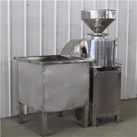 石磨豆浆机  小型商用磨浆系统设备 磨浆系统批发销售