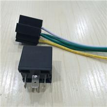 继电器  12V汽车防盗器专用  40A汽车继电器