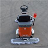 章丘工廠地面掃地車 環衛保潔電動掃地車 駕駛式電瓶式拖地車廠家