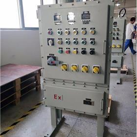 可控硅防爆控制柜 可控硅智能自动化防爆电控柜