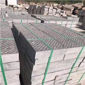 大量批发青石台阶石 青石路沿石 山东青石板价格