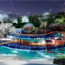 温泉工程设计 温泉设备 温泉设计规划图纸