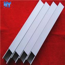 明装通信电线PVC线槽 方形阻燃线槽 布线槽 塑料电缆线槽60*40