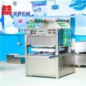 真空气调包装机 盒式气调包装机 烤鸭烤肠凉皮气调碗式包装机