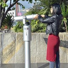 高清扫码投币望远镜厂家直销 景区望远镜定制