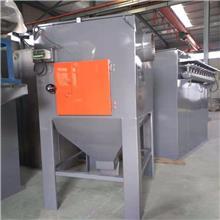 石材打磨粉塵工業吸塵器_節能濾筒除塵器的工作原理