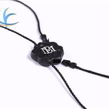 雙插吊繩吊粒訂做 服裝雙插吊粒定做 燙金吊粒 內衣吊粒 免費設計