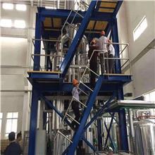 二手MVR蒸發器 二手鈦材蒸發器 高鹽廢水 食品添加劑濃縮蒸發器
