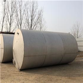 厂家二手304材质储存罐 不锈钢储罐 葡萄酒储罐 10立方储油罐