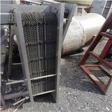 空调暖通用二手板式换热器 可拆式二手板式换热器销售