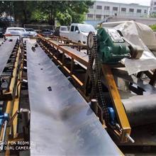 化工原料傳送輸送帶_多功能移動式皮帶輸送機_固定式皮帶輸送機