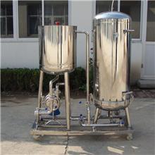 厂家专业生产过滤机 白酒果酒过滤机 硅藻土过滤机 天津凯源天诚直销
