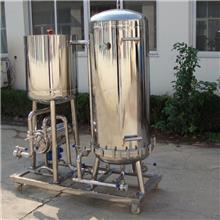 厂家直销一体硅藻土过滤器 红酒白酒硅藻土过滤器 天津凯源天诚直销