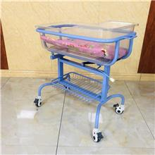 供应不锈钢婴儿推车 倾斜升降婴儿床 ABS婴儿车床