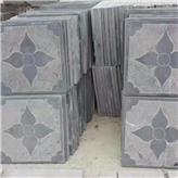 山东厂家生产各种尺寸石板材 青石板材 景区专用防滑台阶石 板材价格