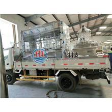 花生油灌装机生产线 全自动小型2头4头食用油灌装设备生产线