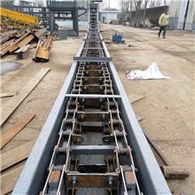 埋刮板輸送機圖片-槽型石灰石刮板運輸機xy