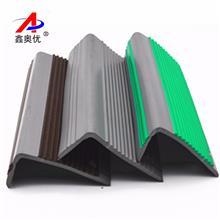 廠家批發建材家裝PVC護角條 L型樓梯防滑條 臺階收邊壓邊條