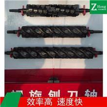 鲁班单面压刨厂家-佛山螺旋刀轴-金华中宏-强劲木工机械-螺旋刀
