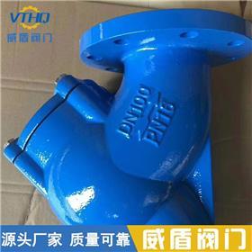 过滤器阀门厂家供应 Y型过滤器经销商 现货直销 球墨铸铁过滤器 欢迎订购