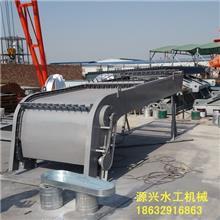 污水处理纺织皮革造纸酒厂工业废水不锈钢耙齿清污