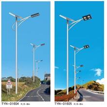 太陽能燈 大功率led太陽能路燈 新農村亮化路燈 廠家直銷