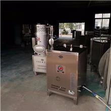 廠家直供壁掛式燃氣蒸汽發生器 小型家用蒸饃做豆腐釀酒腐竹涼皮燃氣鍋爐蒸汽機價格