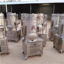 厂家供应小型商用天然气蒸汽发生器 家用蒸馍煮豆浆酿酒腐竹凉皮燃气锅炉蒸汽机
