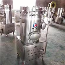 厂家销售立式燃气蒸汽发生器 小型商用蒸馍煮豆浆酿酒腐竹凉皮燃气锅炉蒸汽机价格低