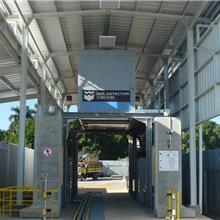 小型貨車車輛安檢機 AN-28002600 監獄工廠出口安檢門