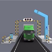 AN-28003000高速公路綠通檢查系統 車輛安檢門