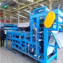 皮革皮草加工污泥脱水设备 自动化带式压滤机 带式脱水机专业生产厂家 亿联环保
