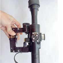 昆光_85式狙擊瞄準鏡_光學儀器_激光全息衍射式瞄準鏡_廠家直銷