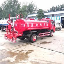 水罐消防車廠家 2噸3噸 小型水罐消防車 鄉村應急小型消防車