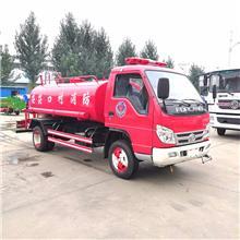 小型水罐消防車 3噸水罐消防車 鄉村小型消防車
