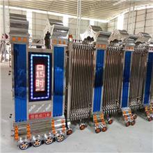 赣州电动伸缩门,铝合金自动大门,电动伸缩门厂家