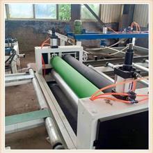 门板自动供胶板材涂胶机 木工板材单面涂胶机 许昌双组份涂胶机