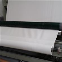 外露耐根穿刺防水卷材 热塑性聚烯烃TPO防水卷材光板加筋带背衬