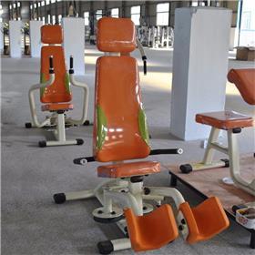 健身器材 腿部训练器,商用健身器材力量训练器,45度倒蹬机