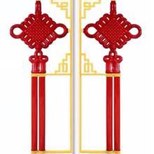 led发光中国节,户外防水灯杆挂件,景观节日灯
