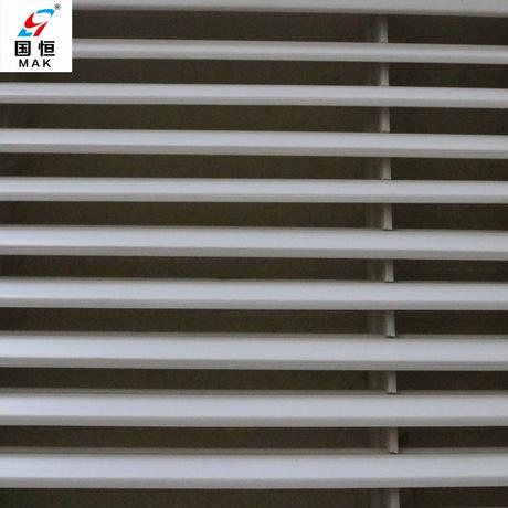新风换气边墙防雨百叶窗 ABS出风口 定制各种规格风口