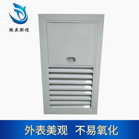 正压送风口 铝合金管正压送风口 电梯前室送风排风 楼梯间送排风