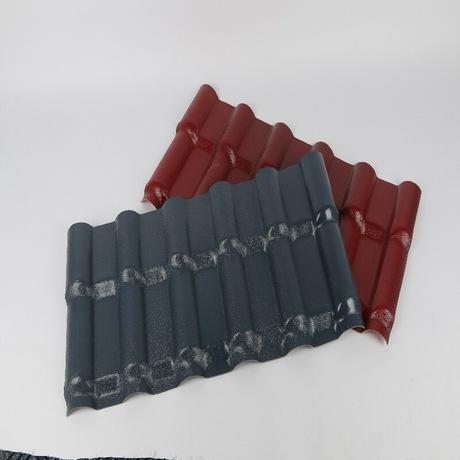 【厂家直销】ASA优质合成树脂瓦   ASA合成树脂瓦配件量大优惠