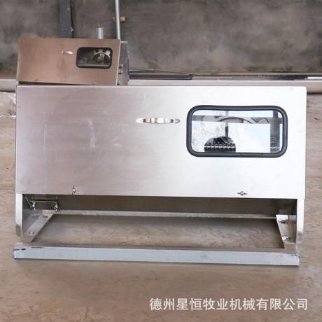 厂家加工定制自动送料养猪设备新鲜饲料中转站自动供料料线