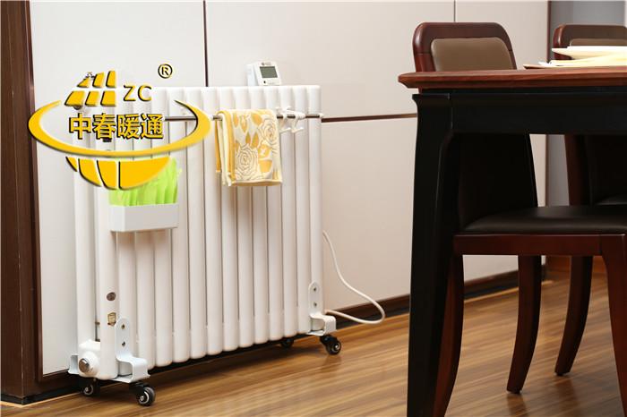 低碳钢散热器暖气片 钢二柱暖气片 家用立式钢制系列暖气片