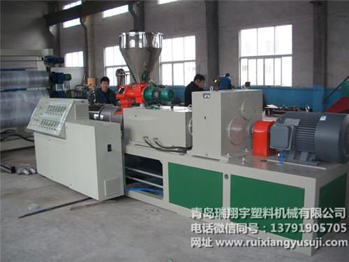 塑料管材生产线_管材设备厂家_瑞翔宇管材生产线_厂家直销_质量保障