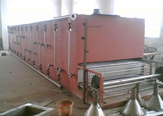 网带式干燥机 带式干燥机厂家 带式干燥机报价 _世隆工业_多层带式干燥机_品牌制造加工