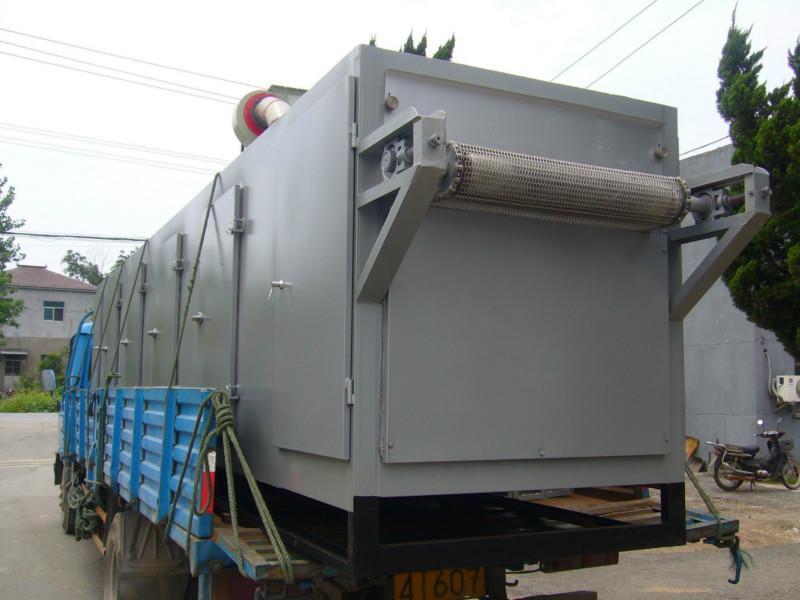 多层带式干燥机_世隆工业_网带干燥机 带式干燥机生产商_品牌厂家设备