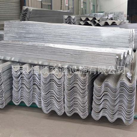厂家直销镀锌波形护栏板高速公路防撞护栏4320*310*85*3.0