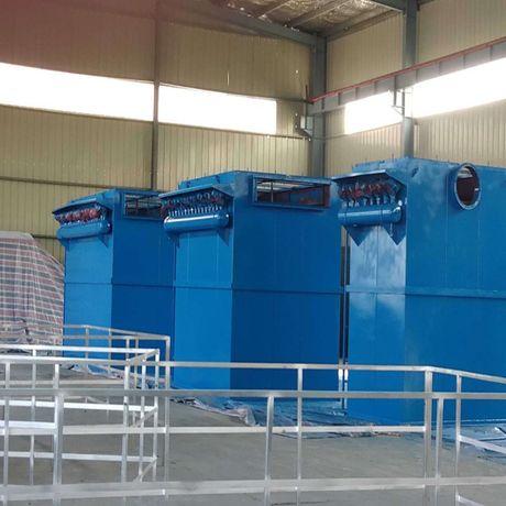 10吨锅炉 20吨锅炉布袋除尘器 供热锅炉除尘器 锅炉脱硫除尘器